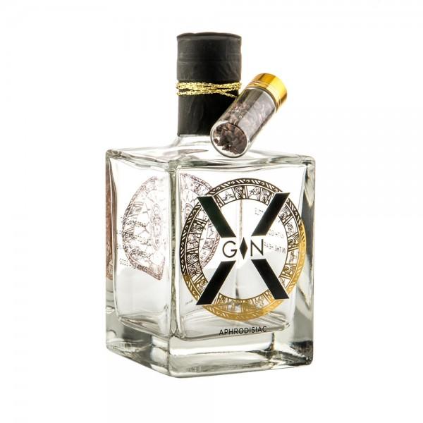 X-GIN cocoa based gin 50cl