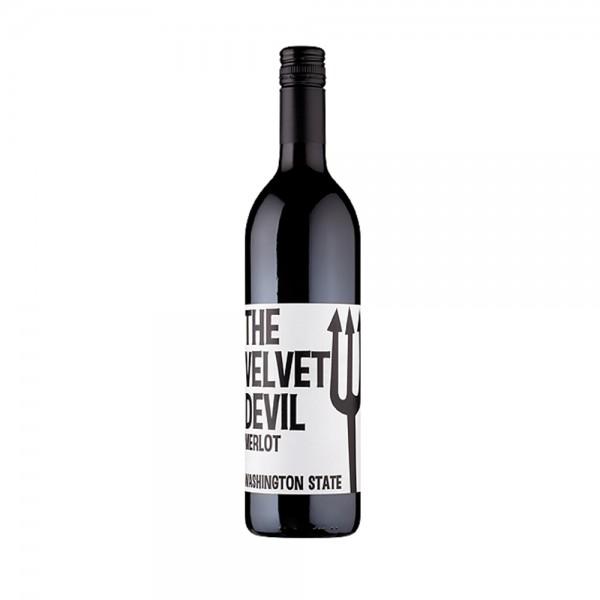 Velvet Devil Merlot 2014