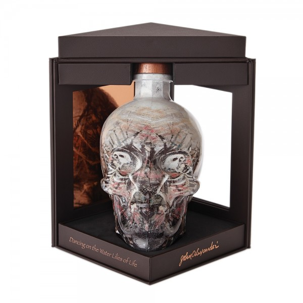 Crystal Head Vodka John Alexander Gift Pack 70cl