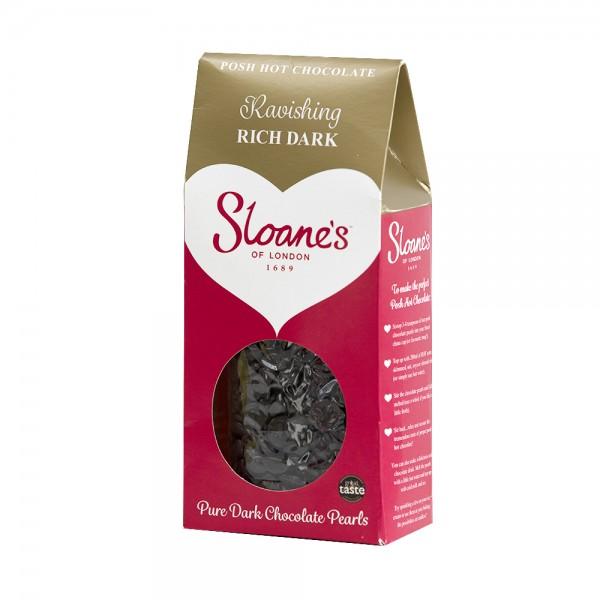 Sloane's Rich Dark Chocolate Pearls