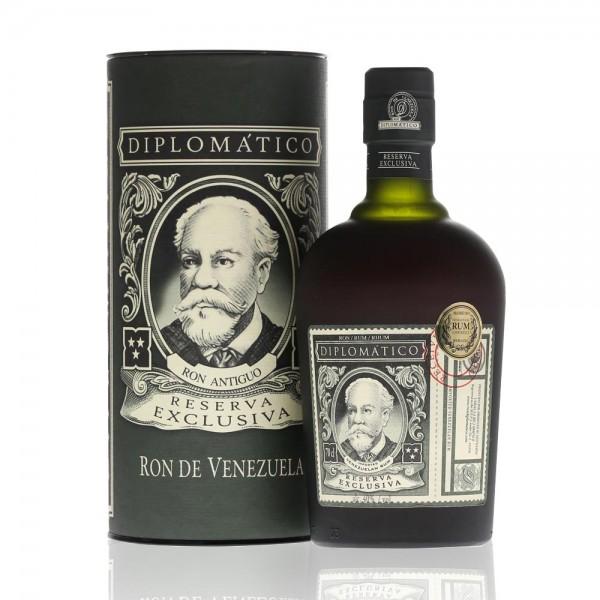 Diplomatico Reserva Exclusiva Rum Gift Box 70cl