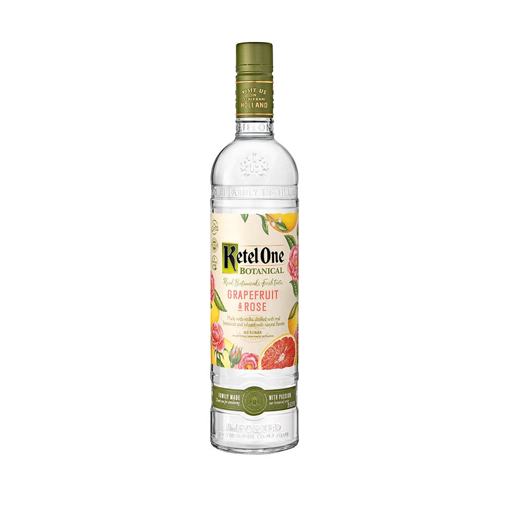 Ketel One Grapefruit & Rose Botanical Vodka 70cl