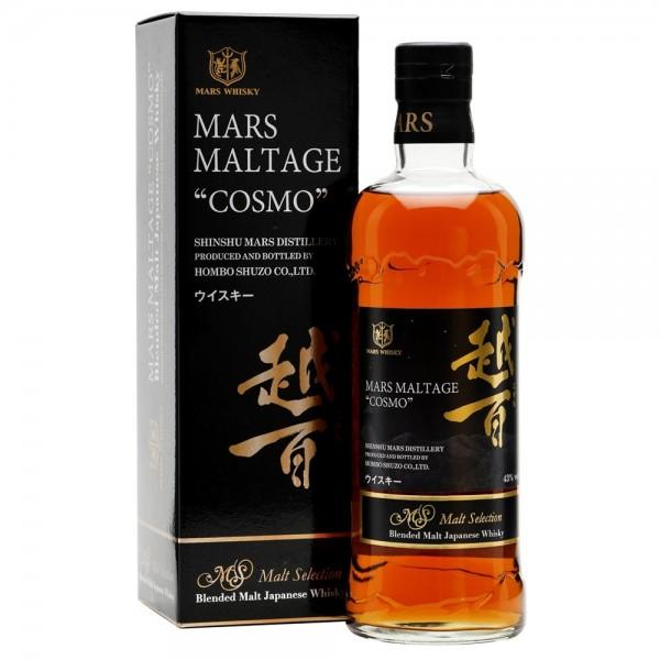 Mars Shinshu Maltage COSMO Whisky 70cl