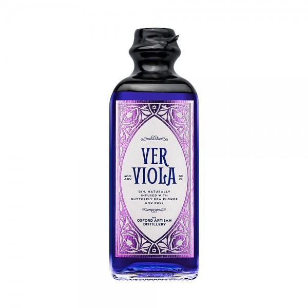 The Oxford Artisan Distillery Ver Viola Gin 50cl