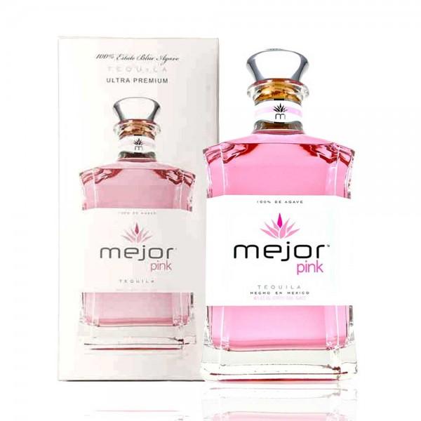 Mejor Pink Tequila 70cl