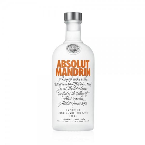 Absolut Mandarin Vodka 70cl