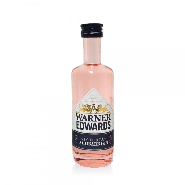Warner's Rhubarb Gin 5cl