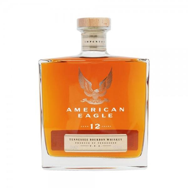 American Eagle 12yo Whiskey 70cl