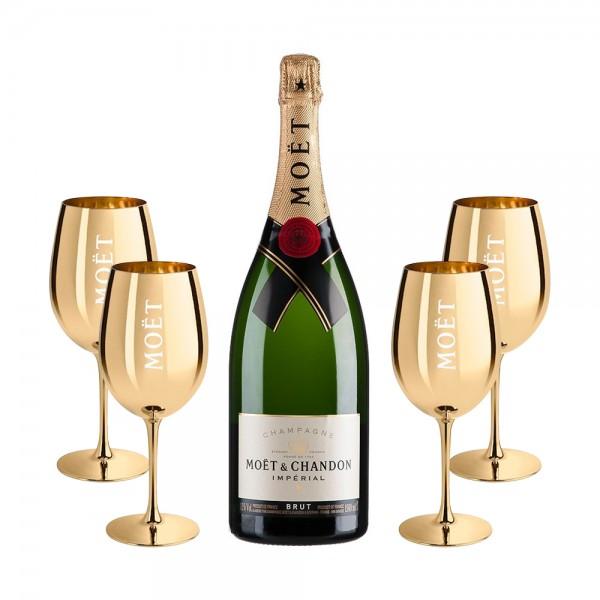 Moët Celebration Glass Pack 150cl