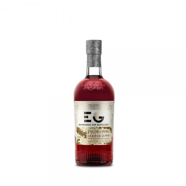 Edinburgh Gin Plum & Vanilla Liqueur 20cl