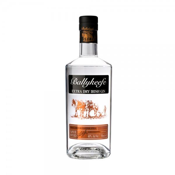 Ballykeefe Extra Dry Irish Gin 70Cl