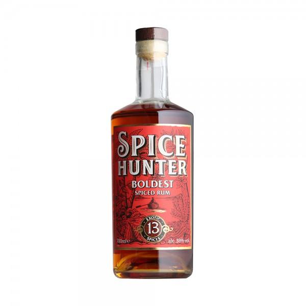 Spice Hunter Rum 70cl