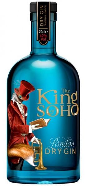 King Of Soho Variorum 70cl
