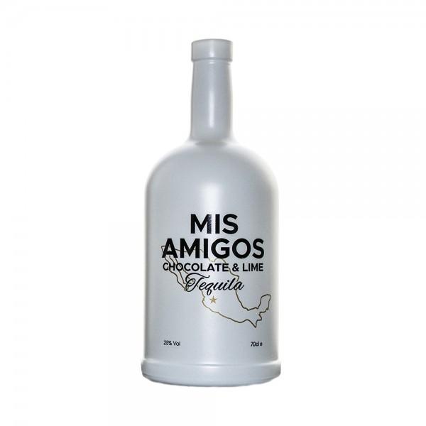Mis Amigos Chocolate & Lime Tequila Liqueur 70cl