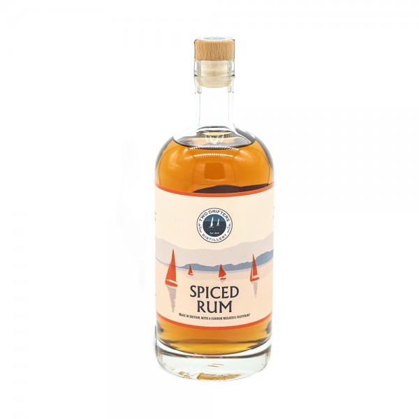 Two Drifters Spiced Rum 70Cl