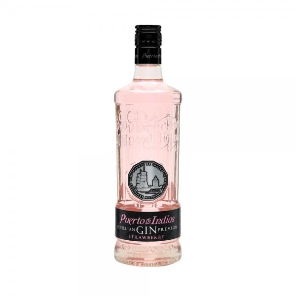 Puerto de Indias Strawberry Gin 70cl