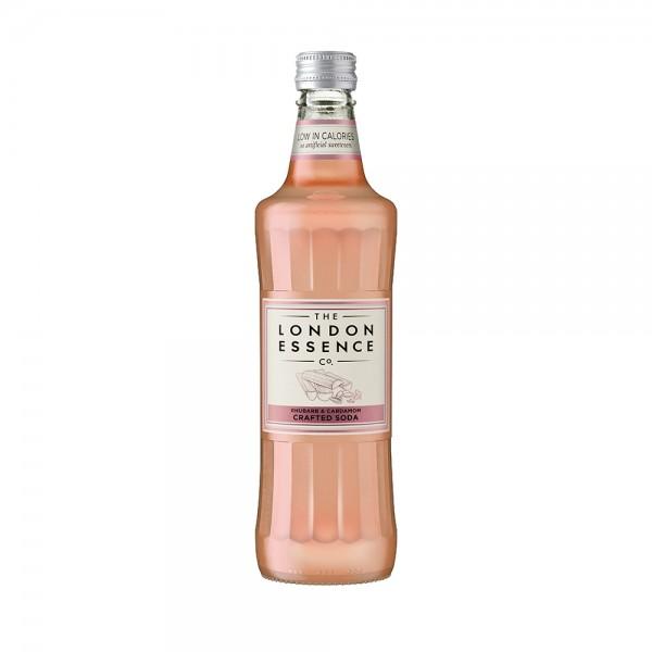 London Essence Rhubarb & Cardamom Soda 50cl