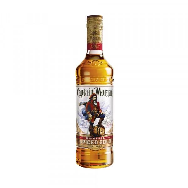 Captain Morgan's Spiced Rum 70Cl