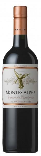 Montes Alpha Cabernet Sauvignon 75cl
