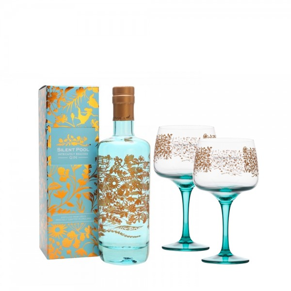 Silent Pool Gin (In Gift box) 70cl