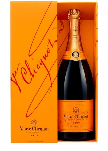 Veuve Cliquot NV Magnum (Gift Boxed)