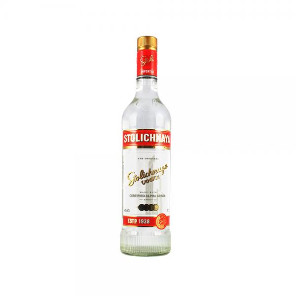 Stolichnaya Premium Red (70cl)