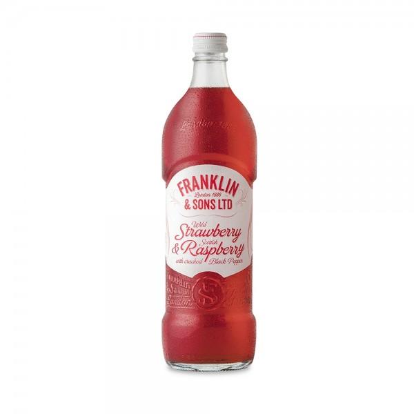 Franklin & Sons Strawberry & Raspberry 75cl