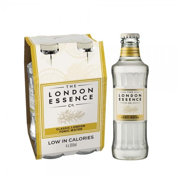 London Essence Classic Tonic 4x20cl