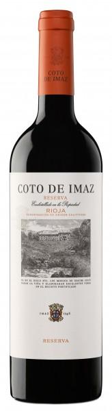 El Coto `Coto de Imaz` Rioja Reserva 75cl