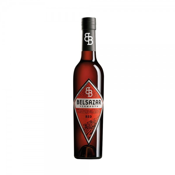 Belsazar Red Vermouth 37.5Cl