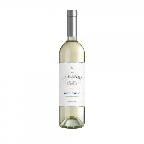 Lunardi Pinot Grigio, IGT Pinot Grigio delle Venezie 75Cl