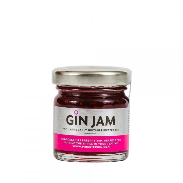 Pinkster Mini Gin Jam