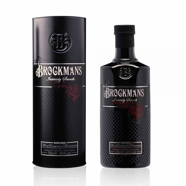 Brockmans Gin in Gift Tin 70cl