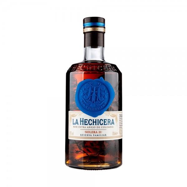 La Hechicera Rum 70cl