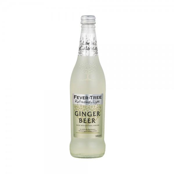 Fever-Tree Refreshingly Light Ginger Beer 50Cl