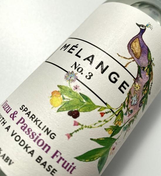 Mélange no.3 - Yuzu & Passionfruit 27.5Cl