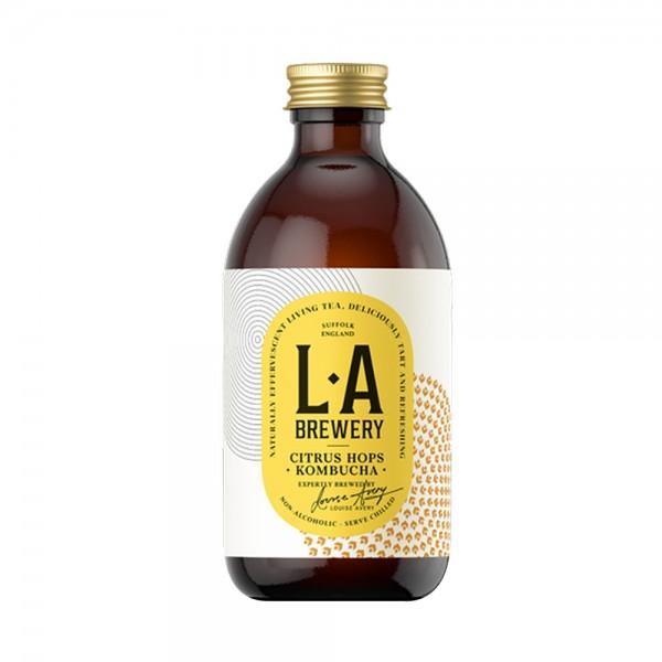 LA Brewery Citrus Hops Kombucha 30Cl