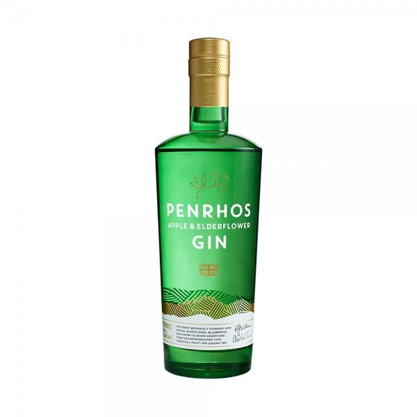 Penrhos Apple & Elderflower Gin 70Cl