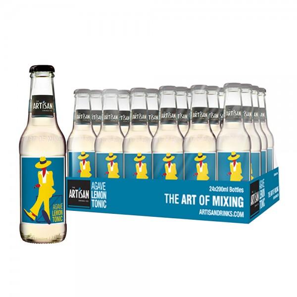 Artisan Agave Lemon Tonic 24X20cl