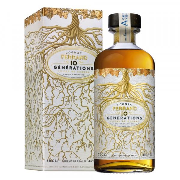 Ferrand 10 Generations Cognac 50cl