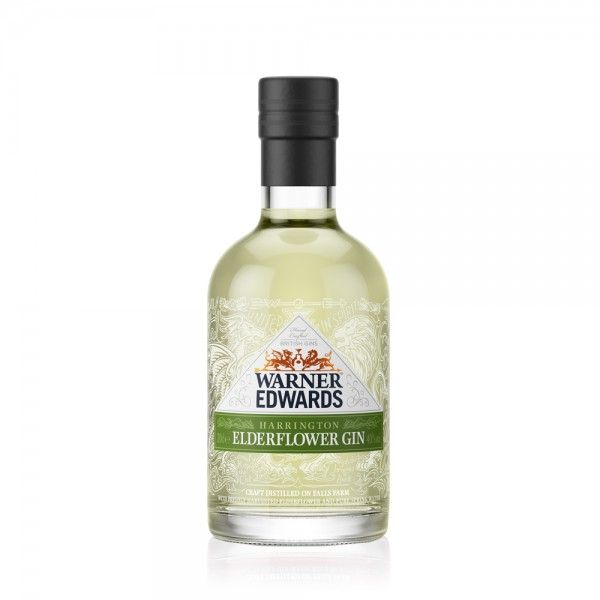 Warner Edwards Elderflower Infused Gin 20cl