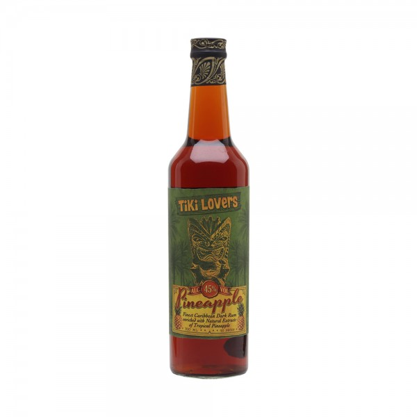 Tiki Lovers Pineapple Rum 70cl