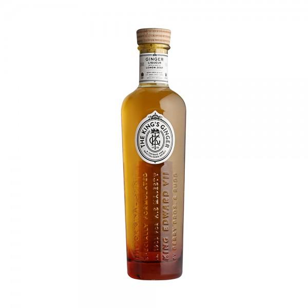 The King's Ginger Liqueur 50cl