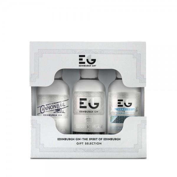 EG Triple Miniature Gift Pack 3x5cl