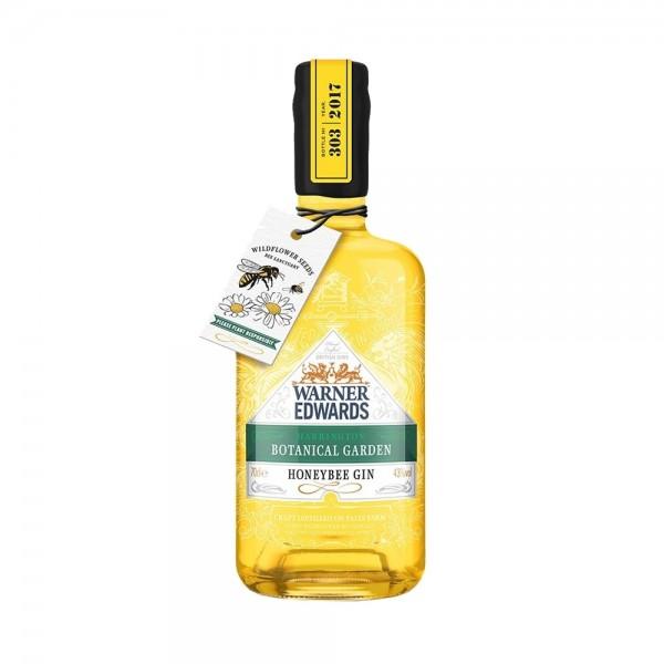 Warner Edwards Honeybee Gin 50Cl