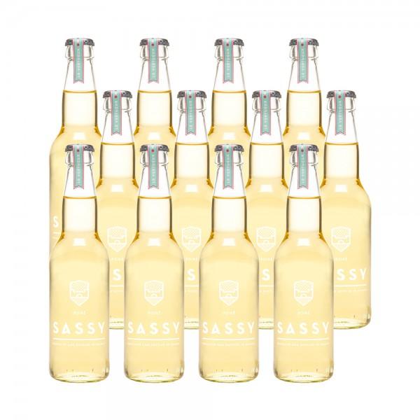Maison Sassy Cider Poire 12x33Cl