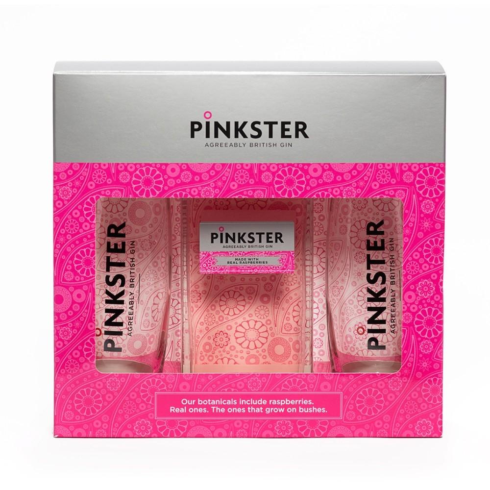 Pinkster Half Bottle Glass Pack