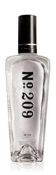 No 209 Gin 70cl