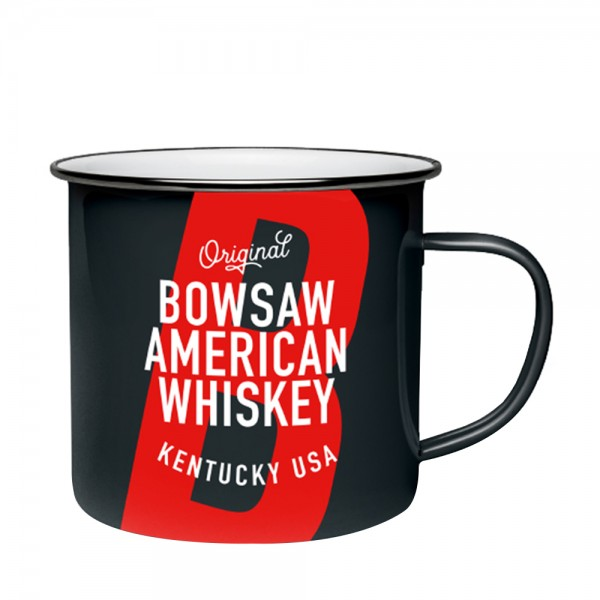 Bowsaw American Whiskey Mug