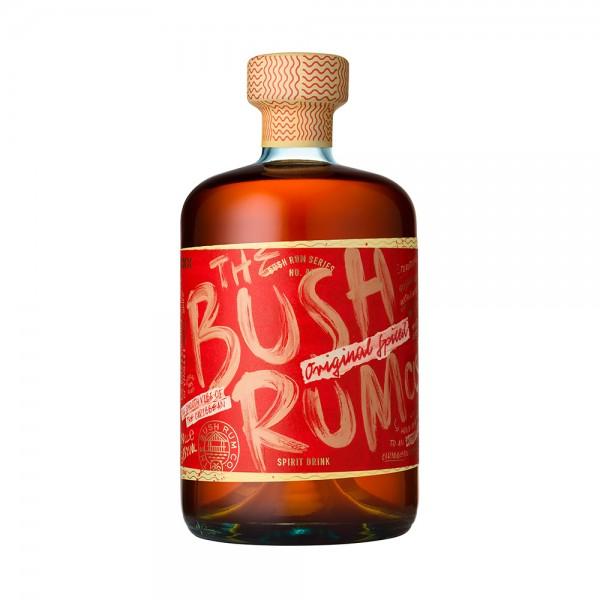 Bush Spiced Rum 70cl